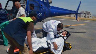 Photo of مروحية تنقذ طفلا في حالة حرجة من الرباط إلى وجدة