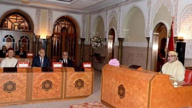 Photo of الملك محمد السادس يترأس مجلسا للوزراء للمصادقة على مجموعة من مشاريع القوانين