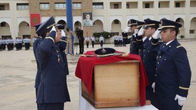 Photo of الطيار بحتي.. جنازة عسكرية