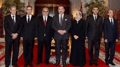 Photo of الملك يعين 4 وزراء جدد في حكومة بنكيران الثالثة