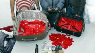 "Photo of توقيف شخص بحوزته 10 ألاف و 600 قرص مخدر من نوع ""ريفوتريل"" بمدينة وجدة"
