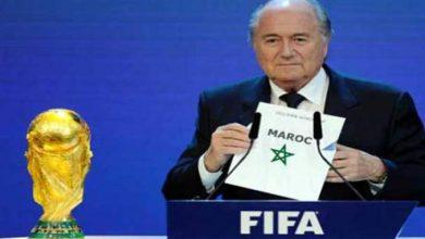 Photo of فضيحة جديدة تهز الفيفا : المغرب من فاز بتصويت كأس العالم 2010