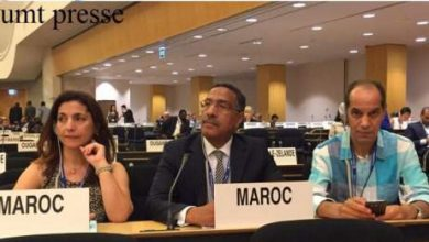 Photo of مشاركة وفد من الاتحاد المغربي للشغل في أشغال مؤتمر منظمة العمل الدولية بجنيف