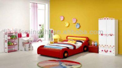 Photo of غرف نوم Klou الملونة صممت فقط  لتحقق حلم أطفالك