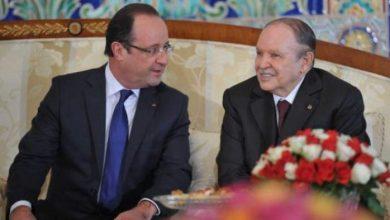 Photo of الرئيس الفرنسي يزور الجزائر غداً الاثنين
