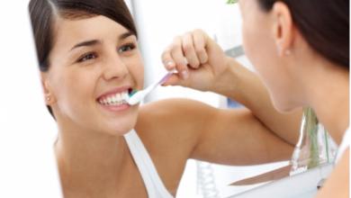Photo of تنظيف الأسنان يحمي بنسبة كبيرة من أمراض القلب
