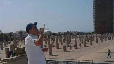"Photo of ""ماصايمينش"" تتحدى السلطات و تستهل إفطارها العلني من باحة مسجد حسان(صور)"