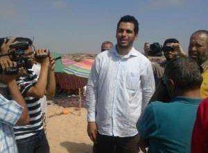 Photo of لمدرب العمراني بعد إطلاق سراحه يزور وادي الشراط + صور