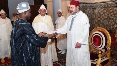 Photo of الملك محمد السادس يستقبل بالرباط عددا من السفراء الأجانب
