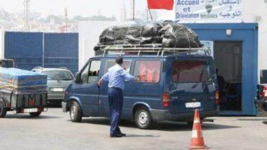 Photo of أزيد من 20 ألف شخص و 3380 سيارة من أفراد الجالية عبروا مدينة سبتة
