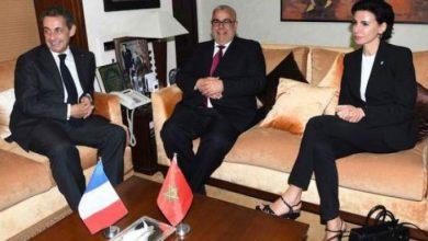 Photo of بنكيران يستقبل الرئيس الفرنسي السابق نيكولا ساركوزي