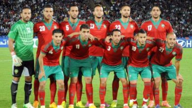 Photo of نجم المنتخب المغربي على رادار الريال