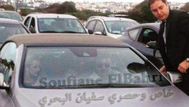 Photo of الملك محمد السادس يتجول مع عقيلته الأميرة للاسلمى بكورنيش عين الذئاب