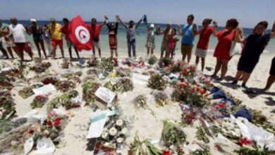 Photo of دقيقة صمت في تونس حدادا على ضحايا هجوم سوسة