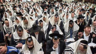 Photo of هذا عدد اليهود الذين يقطنون بالمغرب