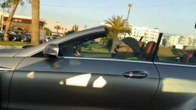 "Photo of ""بوليسي تلف ملي شاف الملك"" وهذا كان مصيره"