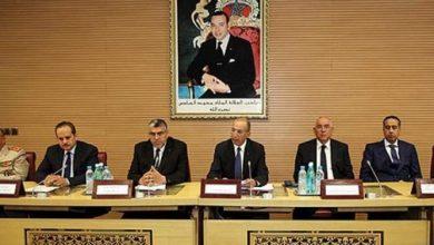 Photo of لقاء بوزارة الداخلية حول الاستحقاقات الانتخابية والأوراش الكبرى بالمغرب والوضعية الأمنية