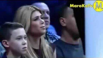 Photo of بالفيديو.. شاهد لحظة بكاء استل كرويف زوجة بدر هاري