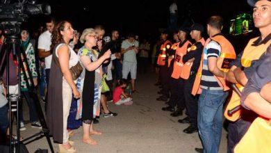 Photo of الصحفيون يتكرفسون في مهرجان وجدة للراي وبعضهم ندم على الذهاب  هناك