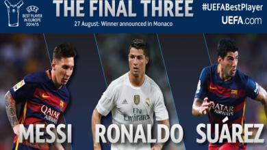 Photo of إعلان أسماء المرشحين لأفضل لاعب في أوروبا
