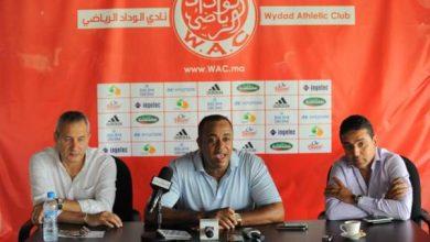 Photo of بالصورة: محمد طلال باق في لجنة التواصل بفريق الوداد الرياضي