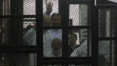 Photo of محكمة عسكرية مصرية تقضي بسجن 19 معارضًا بينهم 3 أطفال