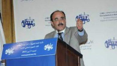 Photo of إلياس العمري: العدل والإحسان قاعدة خلفية للعدالة والتنمية