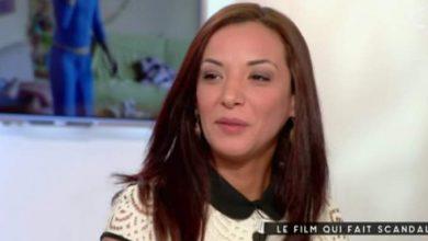 Photo of بالفيديو لبنى ابيدار تشرمل اللغة الفرنسية  ببرنامج بفرنسا