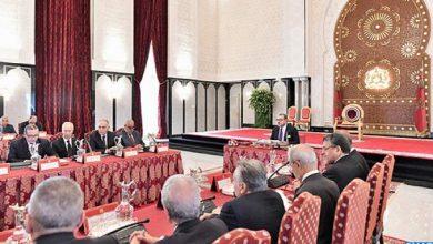 Photo of الملك محمد السادس يترأس مجلس الوزراء وهذه لائحة الولاة والعمال المعينين حسب التقسيم الجهوي الجديد