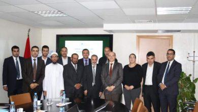 Photo of وفد سعودي في زيارة للهيئة المركزية للوقاية من الرشوة