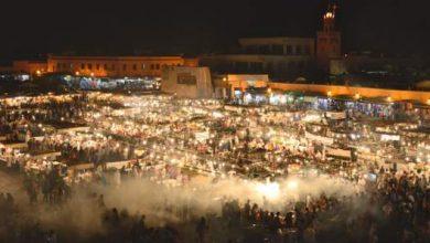"Photo of بائعو المأكولات في ساحة جامع الفنا يتحدّون قرار ""القايد"""