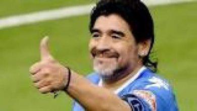 Photo of فيديو: مارادونا يمارس جنونه برقصة غريبة أمام أحواش بالعيون المغربية